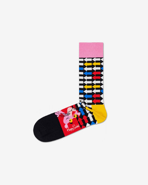 Happy Socks Pink Panther Jet Pink Nogavice