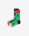 Happy Socks Keith Haring Nogavice 3 para